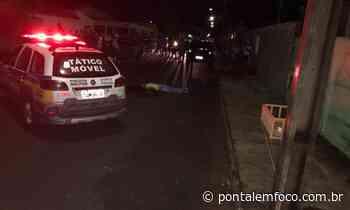 Com facada e pauladas, homem é morto em Campina Verde após suposto furto de celular - Pontal Emfoco