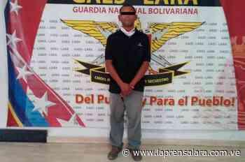 Hombre es detenido por presuntamente abusar de su hija en Quíbor - La Prensa de Lara