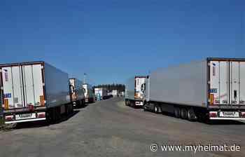 Situation der Lkw-Fahrer im Industriegebiet Nord in Stadtallendorf - myheimat.de