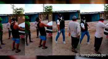 Toque de queda: ronderos de los distrito La Victoria y Reque castigan a infractores del estado de emergencia [ - LaRepública.pe
