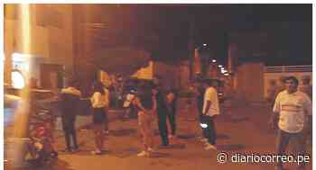 Decrubren que en local tomaban licor en toque de queda en Reque - Diario Correo