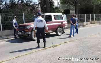 D'Aubagne à La Penne-sur-Huveaune : les contrôles de police du week-end de Pâques - La Provence