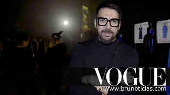 Vogue dedica reportaje al diseñador nacido en Degollado, Abel López - Brunoticias