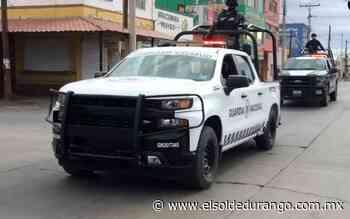 Endurecen medias de seguridad en Guadalupe Victoria - El Sol de Durango