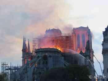 Incendie de Notre-Dame. Un habitant de Sucy-en-Brie au coeur de la restauration - actu.fr