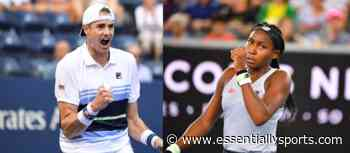 """John Isner is a Big Inspiration"" – Coco Gauff - Essentially Sports"