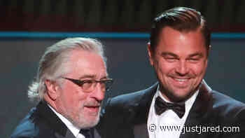 Leonardo DiCaprio & Robert De Niro Are Latest Celebs to Take On All In Challenge