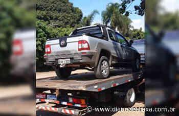 Polícia Militar de Araxá recupera veículo furtado em Frutal - Diário de Araxá - Diário de Araxá
