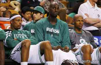 Ray Allen opens up on the hate he's received in Boston and from his former teammates