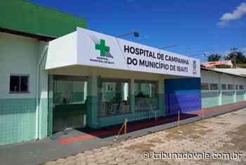 Ibaiti inaugura primeiro hospital de campanha do Norte Pioneiro - Tribuna do Vale