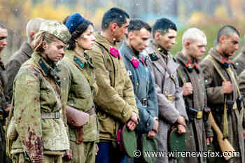 Feat Podolsk cadets in October 1941 not forgotten - Wire News Fax