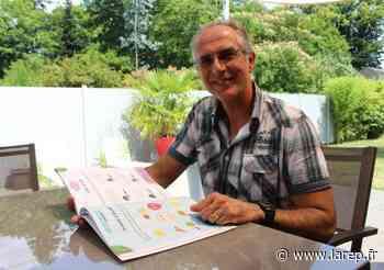 Christophe Loupy a écrit le deuxième tome de sa série jeunesse - La République du Centre