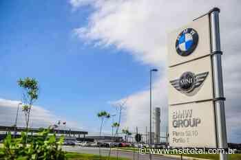 Coronavírus: BMW estende paralisação da fábrica de Araquari - NSC Total