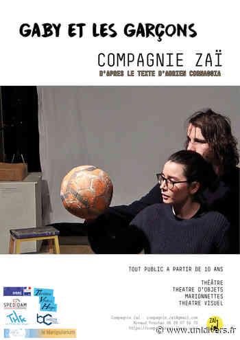 Gaby et les garçons Théâtre Halle Roublot Fontenay-sous-Bois 16 octobre 2020 - Unidivers