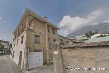 In vendita a Mandello del Lario (LC) capannone con negozio e appartamanti - Requadro