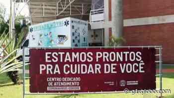 Centro de atendimento ao coronavírus de Guararema começa a funcionar nesta quarta-feira - G1