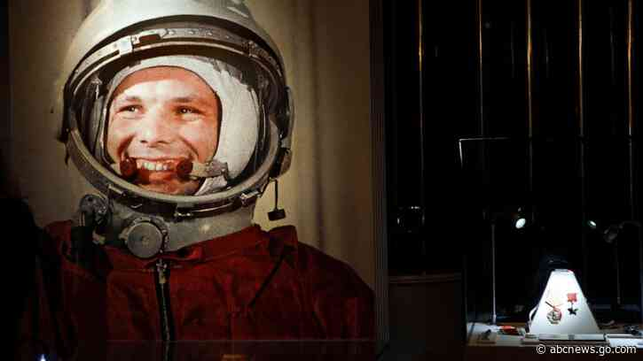 Russia slaps US for ignoring Gagarin on Spaceflight Day - ABC News