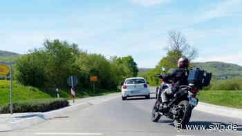 Straßensanierungen bei Eningen und Pfullingen: Zwei Steigen gleichzeitig gesperrt - SWP