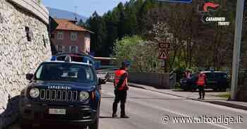 Coronavirus, coppia di Mezzolombardo va da un'amica in val di Non e litiga: multata - Alto Adige
