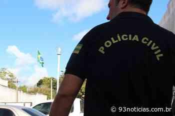 TOBIAS BARRETO: suspeita é presa acusada de planejar morte do marido para obter pensão - 93Notícias