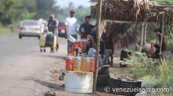 Mercado negro: La peligrosa opción en San Antonio del Táchira ante la escasez de gasolina - Venezuela Al Día