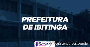 Prefeitura de Ibitinga: inscrições ENCERRADAS! - Estratégia Concursos