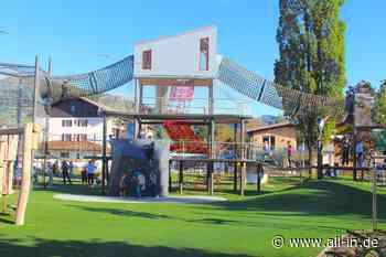"""Projekt: Neugestaltung des Kurparks Oberstaufen: Zweiter Bauabschnitt """"in vollem Gange"""" - Oberstaufen - all-in.de - Das Allgäu Online!"""