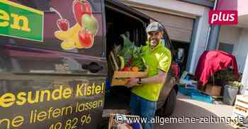 Gemüsehändler aus Armsheim liefert bis an die Haustür