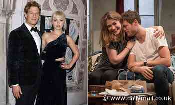 TALK OF THE TOWN: Imogen Poots moves into McMafia star boyfriend James Norton's Peckham pad - Daily Mail