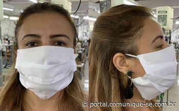 Cataguases fornece 80 mil máscaras de tricoline 100% algodão para Grupo Energisa - Portal Comunique-se