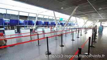 Coronavirus : à l'aéroport de Lille-Lesquin, tous les vols hors-Schengen sont annulés - France 3 Régions