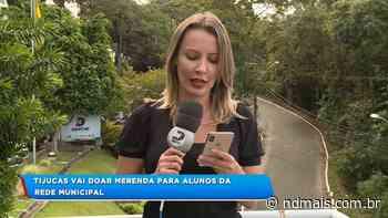 Tijucas vai doar merenda para alunos da rede municipal - ND