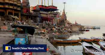 India's Ganges funeral pyres fall quiet amid coronavirus lockdown - South China Morning Post