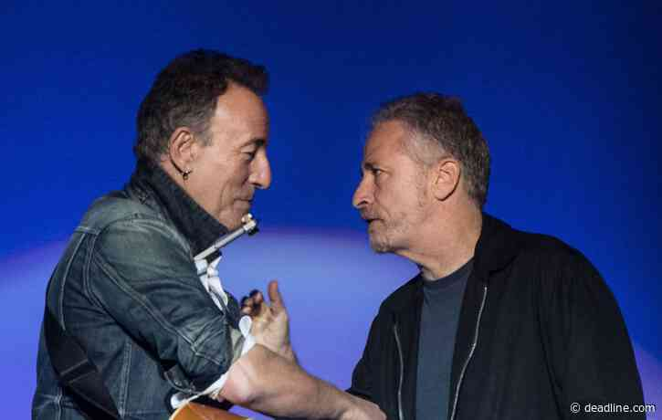 Bruce Springsteen, Jon Bon Jovi, Jon Stewart, Chris Rock Among Stars Set For New Jersey Pandemic Fund Benefit - Deadline