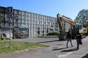 Croissy-Beaubourg : l'incendie pourrait avoir été provoqué par un barbecue clandestin - Le Parisien