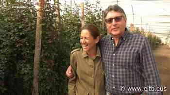 Vídeo: Natalia y Hernán disfrutan de una plácida vida en Cayambe, Ecuador   Vascos por el Mundo   EITB - EiTB Radio Televisión Pública Vasca