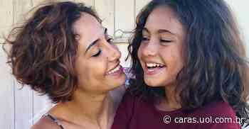 Camila Pitanga relembra momentos com a filha, Antônia: Amei a lembrança - CARAS Brasil