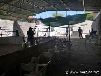 Palenque clandestino - El Heraldo