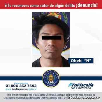 Fiscalía de Guerrero aprende a presunto violador originario de Tixtla - todotexcoco.com