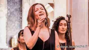 Saint-Jory. Le concert gospel en ligne de Sandrine Garcia - LaDepeche.fr