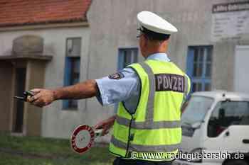 Unfallflucht in Borgholzhausen - Zeuge notiert sich - Radio Gütersloh
