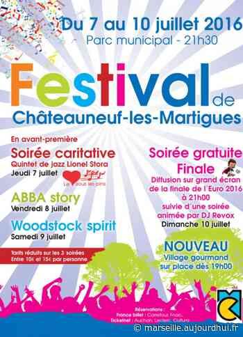 WOODSTOCK SPIRIT - FEST.DE CHATEAUNEUF LES MARTIGUES - PARC MUNICIPAL, Chateauneuf Les Martigues, 13220 - Le Parisien Etudiant