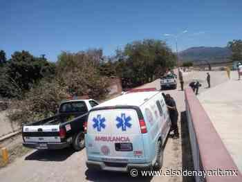 Ayuntamiento de Acaponeta bloquea acceso a Río Acaponeta en prevención a Covid-19 - El Sol de Nayarit