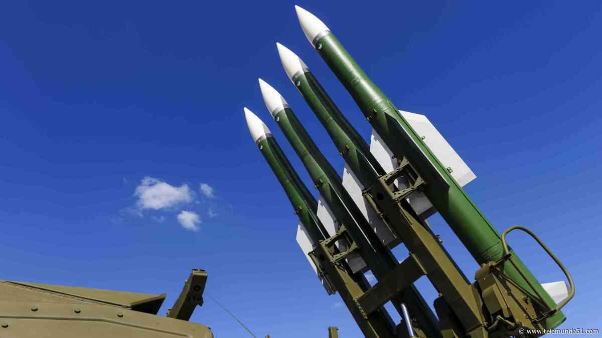 Corea del Norte lanza supuestos misiles de crucero - Telemundo 51 - Miami