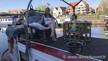 Wambrechies: Annie, une vie sur un bateau, pour l'instant à quai - La Voix du Nord