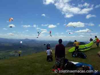 Baixo Guandu recebe Campeonato Pan-Americano de Parapente - Colatina em Ação