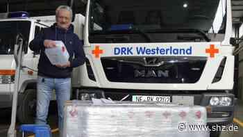 Spende für Sylt in Coronakrise: Ex-Pharmakonzern-Inhaber spenden 320 Liter Desinfektionsmittel   shz.de - shz.de