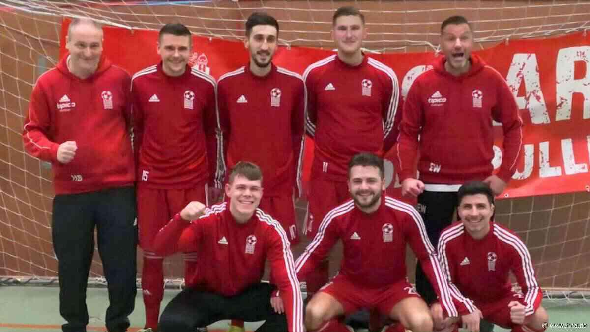 Sparta Göttingen gewinnt den Weserbergland-Cup in Lippoldsberg - HNA.de