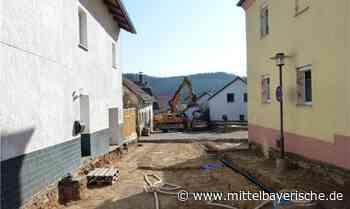 Fortführung der Dorferneuerung in Stamsried - Mittelbayerische