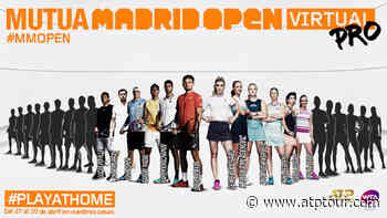 Rafael Nadal, David Goffin, Karen Khachanov & John Isner Join Mutua Madrid Open Virtual Pro Field - ATP Tour